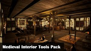 Interior Design Medieval Medieval Interior Tools Pack By Cagricengiz In Props Ue4