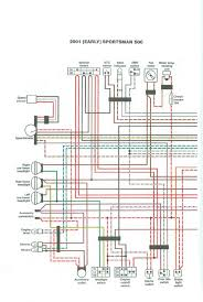 a 500 wiring diagram a wiring diagrams online 2001 polaris sportsman 500 wiring diagram