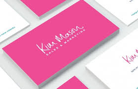 Sales Business Cards Kim Mason Winchester Business Cards Evolve