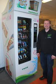 Healthy Vending Machines Calgary Adorable Canadian Healthy Vending Hits Manufacturing Milestone