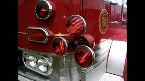 Roto Rays Warning Lights Inc Vintage Mack C Cab Pumper Roto Ray Demo Youtube