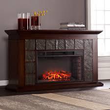 southern enterprises mendicino wide firebox electric fireplace com