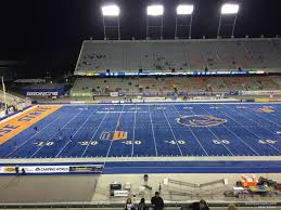 Albertsons Stadium Seating Chart Bronco Stadium Section 109 Rateyourseats Com