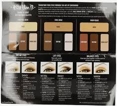 kvd shade light eye contour palette