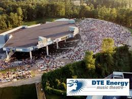 Dte Energy Seating Chart Clarkston Dte Energy Music Theatre 2015 Summer Lineup And Ticket