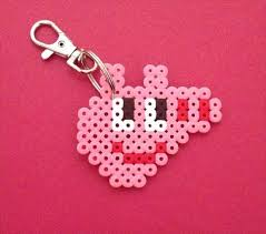 Beaded Keychain Patterns Amazing How To Make Beaded Keychains 48 Tutorials With Patterns Guide