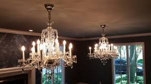 chandelier cleaning case study