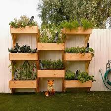 simple herb garden planter with herb garden planter
