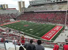 Horseshoe Osu Seating Chart Ohio Stadium Section 12c Home Of Ohio State Buckeyes