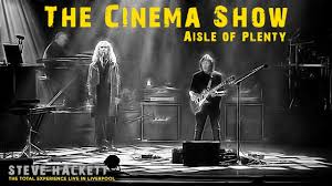 <b>Steve Hackett</b> - Cinema Show~Aisle of Plenty (THE TOTAL ...