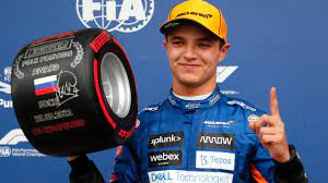 Lando Norris träumt nach Premieren-Pole in Russland von Sieg - Motorsport -  Formel 1