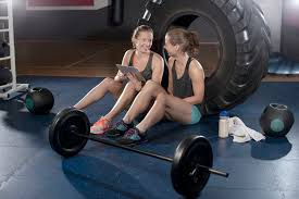 options for do it yourself gym flooring