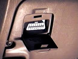 all about this obd ii system data link connector located in the passenger s compartment usually under the dashboard and near the steering column when the vehicle s ignition key is