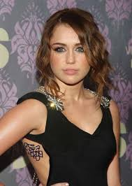 Dream Catcher Tattoo Miley Cyrus Miley Cyrus Tattoos Pictures and Meanings HubPages 66