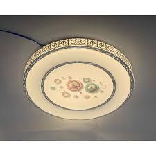Đèn Trần Hiện Đại - Đèn LED Ốp Trần Trang Trí DE 3 Chế Độ - Đèn trần Thương  hiệu OEM