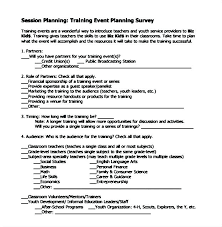 post event survey questions template event evaluation survey template post questions free templates