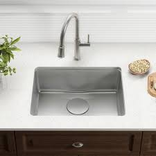 Stainless Steel Kitchen Sinks  KrausUSAcom25 Inch Undermount Kitchen Sink