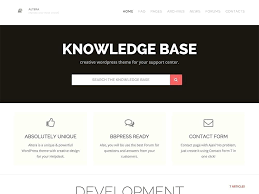 Sharepoint Knowledge Base Template 2013 Knowledge Base Template Best Wiki Themes Paper Bootstrap 4 Html