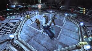 batman arkham origins dark knight of the round table gameplay new costume skin you