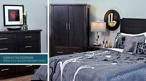 Manhattan Bedroom Furniture Home Hotzon Furniture Inc