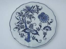 Blue And White China Pattern New Vintage Blue Danube China Tea Trivet Old Blue White Onion Pattern