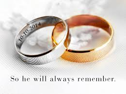 Wedding Ring Engraving Quotes Magnificent Common Engravings