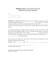 notice to owner form florida eviction notice florida template free eviction notice template 3 day