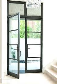 iron glass front doors glass entry doors gorgeous ideas modern glass front door contemporary entry doors