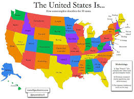 57 maps that will challenge what you thought you knew about the world Map Of The United States With Names Map Of The United States With Names #16 map of the united states with names printable
