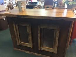 Barnwood Bar rustic barnwood bar with tin inserts rustic mountain decor 8661 by guidejewelry.us