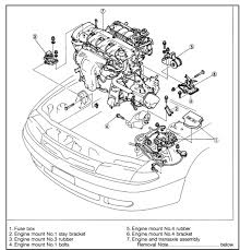 mazda 626 v6 engine diagram mazda wiring diagrams online