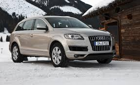 Audi Q7 Reviews | Audi Q7 Price, Photos, and Specs | Car and Driver