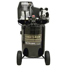 portable air compressor by craftsman get the job done sears