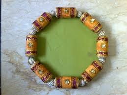 Indian Wedding Tray Decoration Image detail for packing wedding packing ring ceremony tray 18