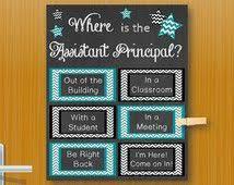 office board ideas. popular items for principal gift on etsy office board ideas