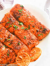 cooked salmon inside. Brilliant Cooked The Thing With Lemon Though Is That Also Helps Achieve A Moist Flaky Salmon  Inside And Out A Beautiful Easy Perfect Weeknight Goto Meal Or Midweek  Throughout Cooked Salmon Inside