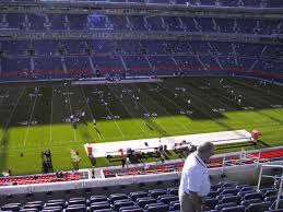 Invesco Field Seating Chart Club Level Empower Field At Mile High View From Club Level 339 Vivid
