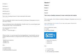 Huddle Note Formatting Cheat Sheet Huddle Help