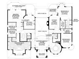 2 Story House Plans With 2 Master Bedrooms Homes Zone