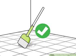 image titled clean stone tile floors step 1
