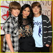 Brenda Song is Super Proud of Cole & Dylan Sprouse   Brenda Song ...