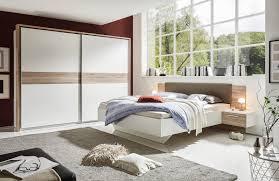 Schlafzimmer In Weiß Taupe Eichefarben