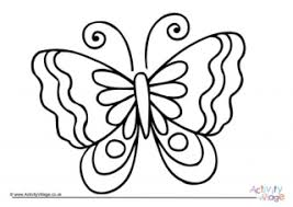 butterflies colouring pages. Interesting Pages Butterfly Colouring Page 3 Inside Butterflies Pages N