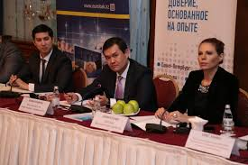 round table with mr erlan khairov vice minister of investments and development of rk