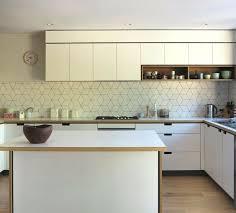 tiled splashbacks are back get your feature tile fix at awesome glass tiles splashback