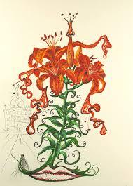 тигровая лилия тату кинозавр