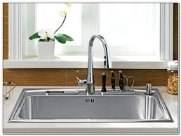Granite Double Bowl Kitchen Sink Black Granite Double Bowl Kitchen Sink Sinks And Faucets Home