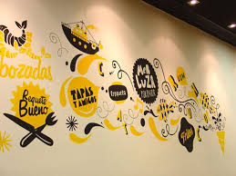 Small Picture The 25 best Office mural ideas on Pinterest Office wall design