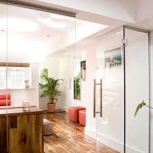 Amazing Glass Doors And Wood Flooring | Room Dividers | Open Plan Spaces | Layout  Design