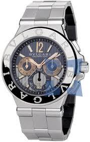 bulgari watches at gemnation com bulgari diagono men s watch model dg42c14swgsdch